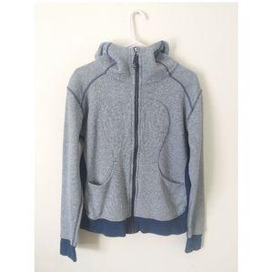 lululemon athletica Jackets & Coats - Lululemon Two-Tone Full Zip Jacket